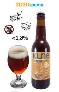 CAC Kune SIN ALCOHOL SIN GLUTEN