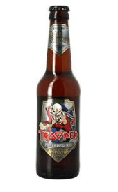 Cerveza de Iron Maiden Trooper