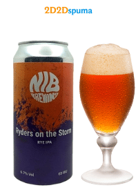 Nib Brewing Ryders On The Storm LATA 44cl
