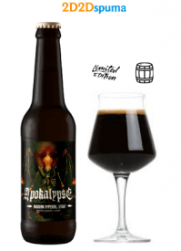 Reptilian Brewery Apokalypse Scotch Whisky Barrel Aged